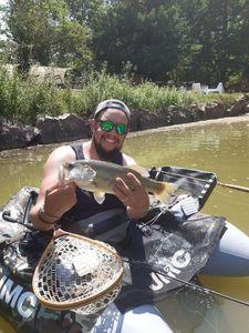 Smallmouth Bass — Thomas Perlot