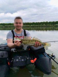 Zander — Cédric Fishing