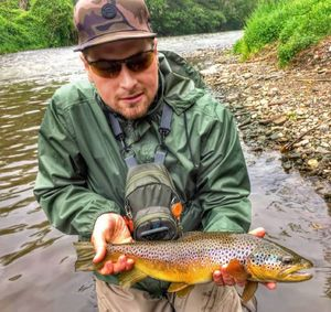 Common Trout — Jordan Delhougne