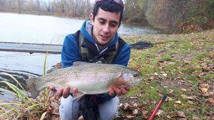 Rainbow Trout — Jonathan Fayolle