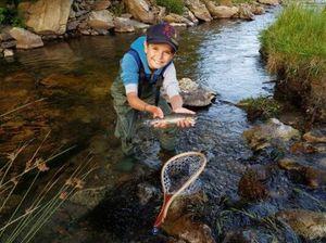 Brown Trout — le pêcheur fou