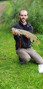 Northern Pike — Geoffrey Maury