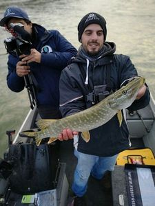 Northern Pike — Canito Scarnafishing