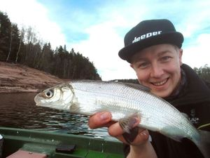 European Whitefish — Adrien Christophe (Gunki team)
