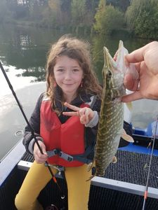 Northern Pike — Choco Fishing