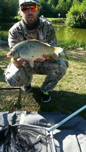 Crucian Carp — Scary Fishing