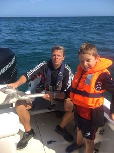 Emissole Tachetée — Aventure Pêche Bretagne APB