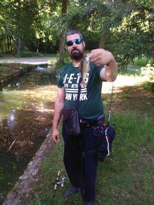 European Perch — Kevin ESTIVAUX