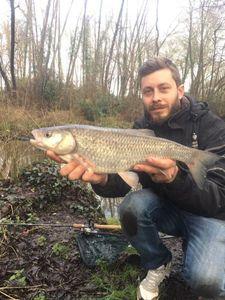 Chub — Clement Colin insta: Fisherbdx_fishing