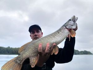 Northern Pike — Ben Chaumontel