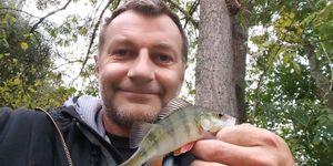 European Perch — Pike Finder