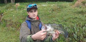 Largemouth Bass — Esteban Garbay