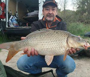 Common Carp — Float Carpe