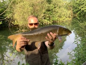 Barbel — Jordan Monkey Fishing