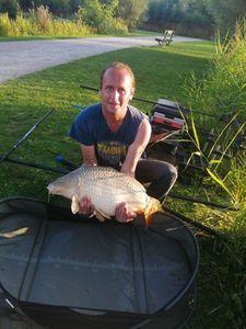 Common Carp — Jeremy Debieve