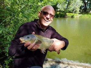 Common Carp — Eddie Killick