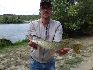 Northern Pike — Florian Bultez