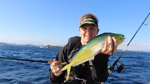 Dolphinfish — Adrien Christophe (Gunki team)