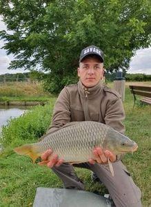 Common Carp — Alexy Habay