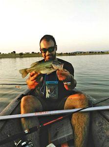 Smallmouth Bass — Alex PEps'