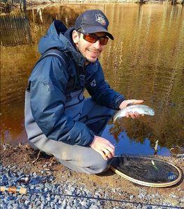 Common Trout — Cédric Fishtique