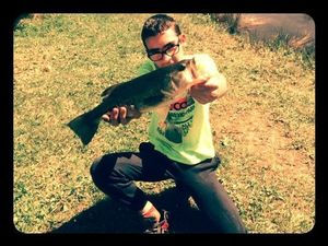 Largemouth Bass — LuLu Fishing