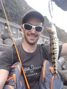 Atlantic Lizardfish — Mathias Larrieu