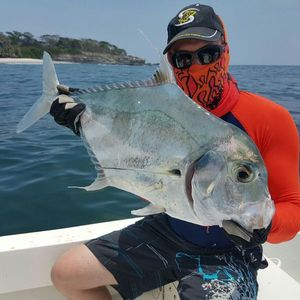 African Pompano — Kevin Deschamps