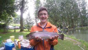 Rainbow Trout — Lucas Lalau