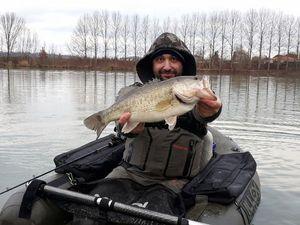 Largemouth Bass — Xavier Méric