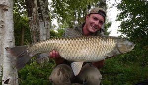 Grass Carp — Thieumas Carp Angler