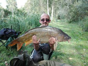 Common Carp — Cedric Duvauchel