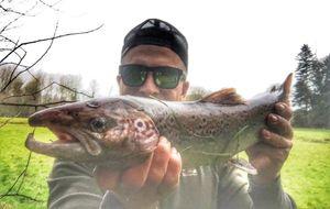 Saumon Atlantique — Douving Fishing