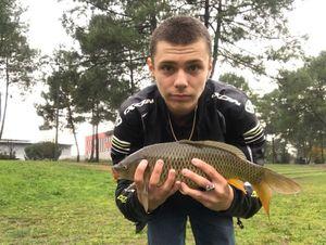 Common Carp — Duncan Bourseau