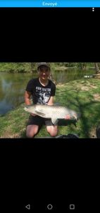 Grass Carp — Natan Ailloud Buthion