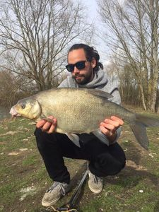 Common Bream — Jordan Thibeaux (@renofishingco)