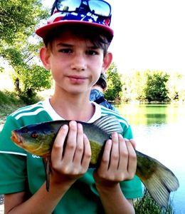 Tench — les pêcheur du 11 (youtube)