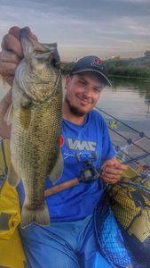 Largemouth Bass — Vincent Lopez
