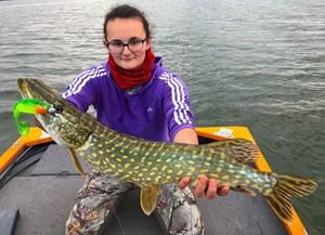 Northern Pike — Laura Extrait