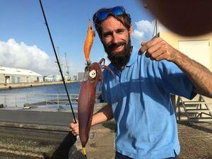 European Squid — Matthieu Cormier