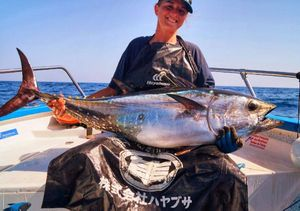 Bluefin Tuna — Sebcricri Fishing