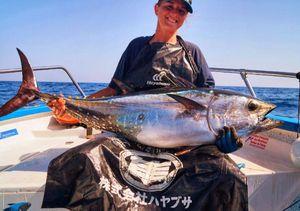 Thon rouge de l'Atlantique — Sebcricri Fishing