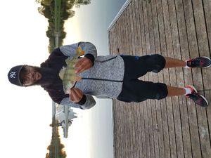 European Perch — Djibril skatefish