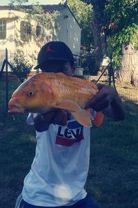 Koï Fish — Mathis Badji
