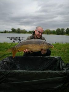 Mirror Carp — Benjamin Cartiaux