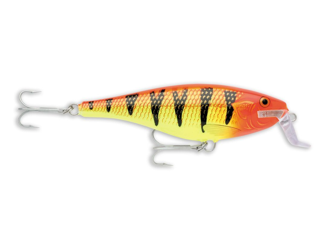 SUPER SHAD RAP SSR14 HOT PERCH