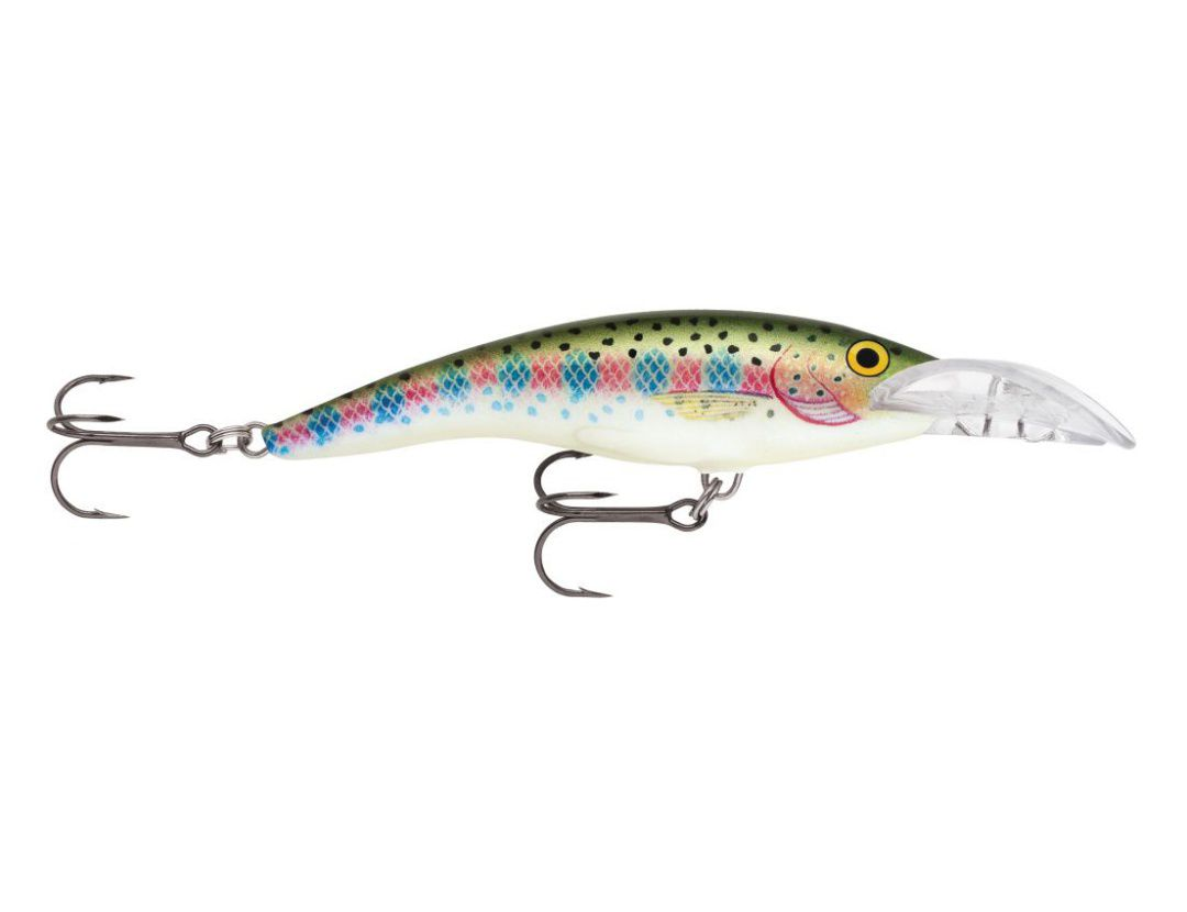 Lures Rapala SCATTER RAP TAIL DANCER SCRTD09 RAINBOW TROUT