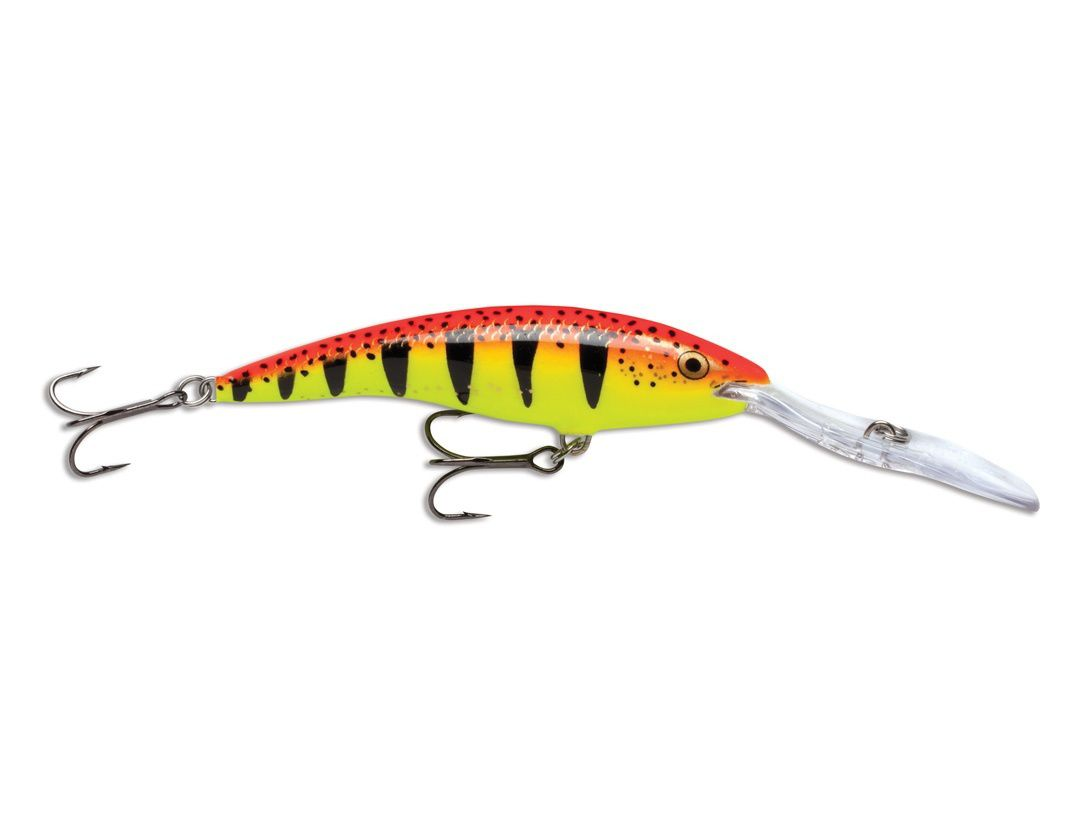Lures Rapala DEEP TAIL DANCER TDD11 HOT TIGER