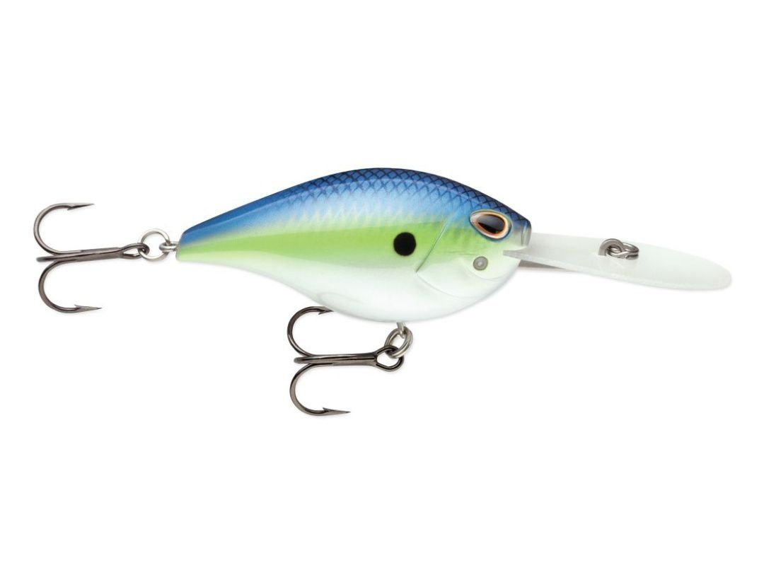 Lures Storm ARASHI RATTLING DEEP ADP25 HOT BLUE SHAD