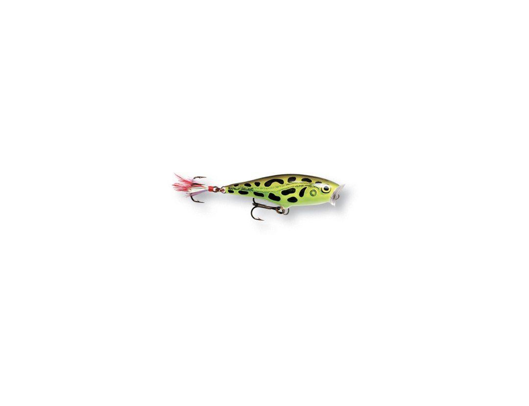Rapala  Skitter Pop SP05 Lime Frog
